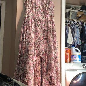 Paisley Dress 👗 Layered
